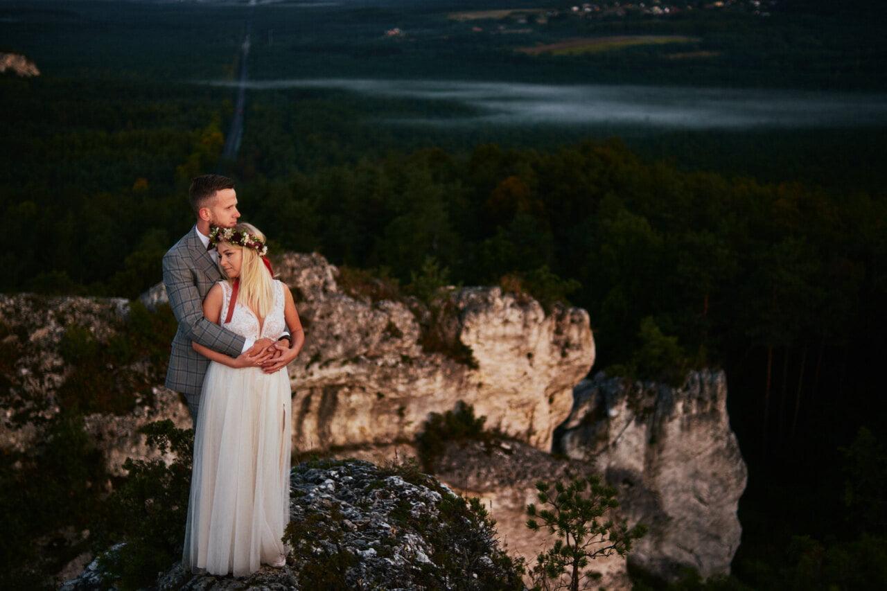 Fotografia ślubna w okolicach Mysłowic
