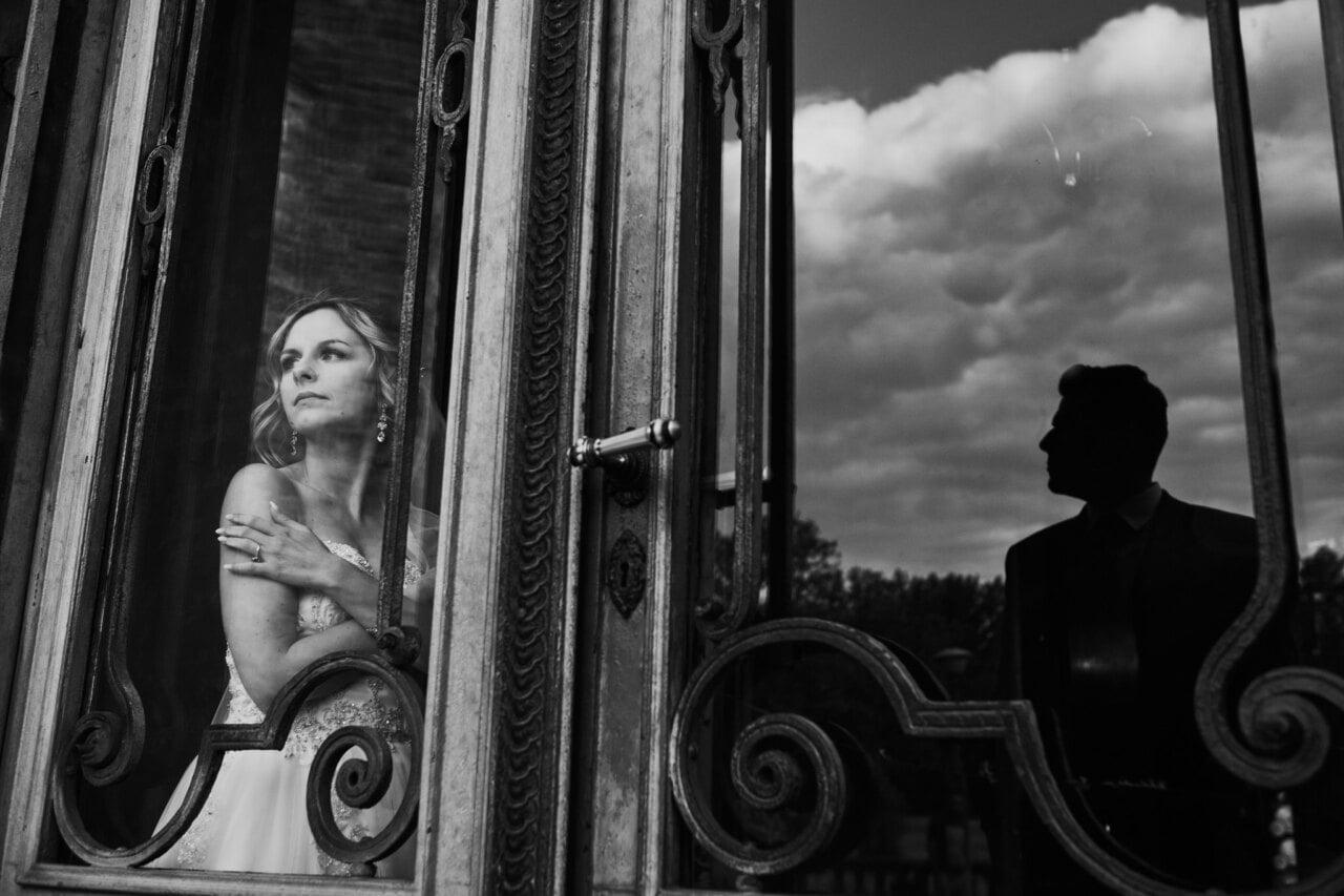 Sesja ślubna wykonana przez Dawida Zielińskiego fotografa ślubnego z Zabrza